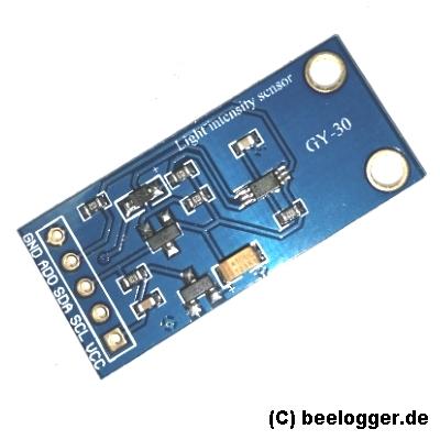 beelogger BH1750FVI