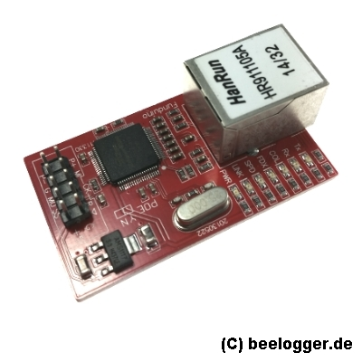 beelogger W5100 Adapter