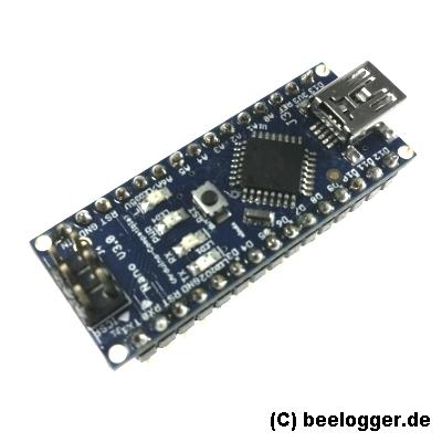 beelogger Arduino Nano