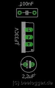 beelogger EasyPlug LF33CV