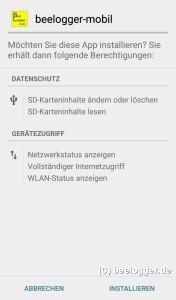 beelogger App 3