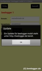 beelogger App 8