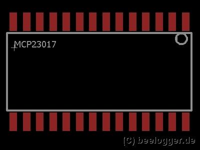 beelogger_Bienenzaehler_MCP23017