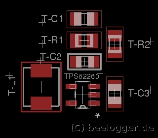 beelogger Solar TPS62260