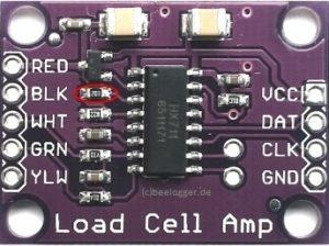 beelogger Solar HX711 3v3 Fix 2