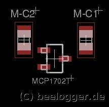 beelogger Solar MCP1702