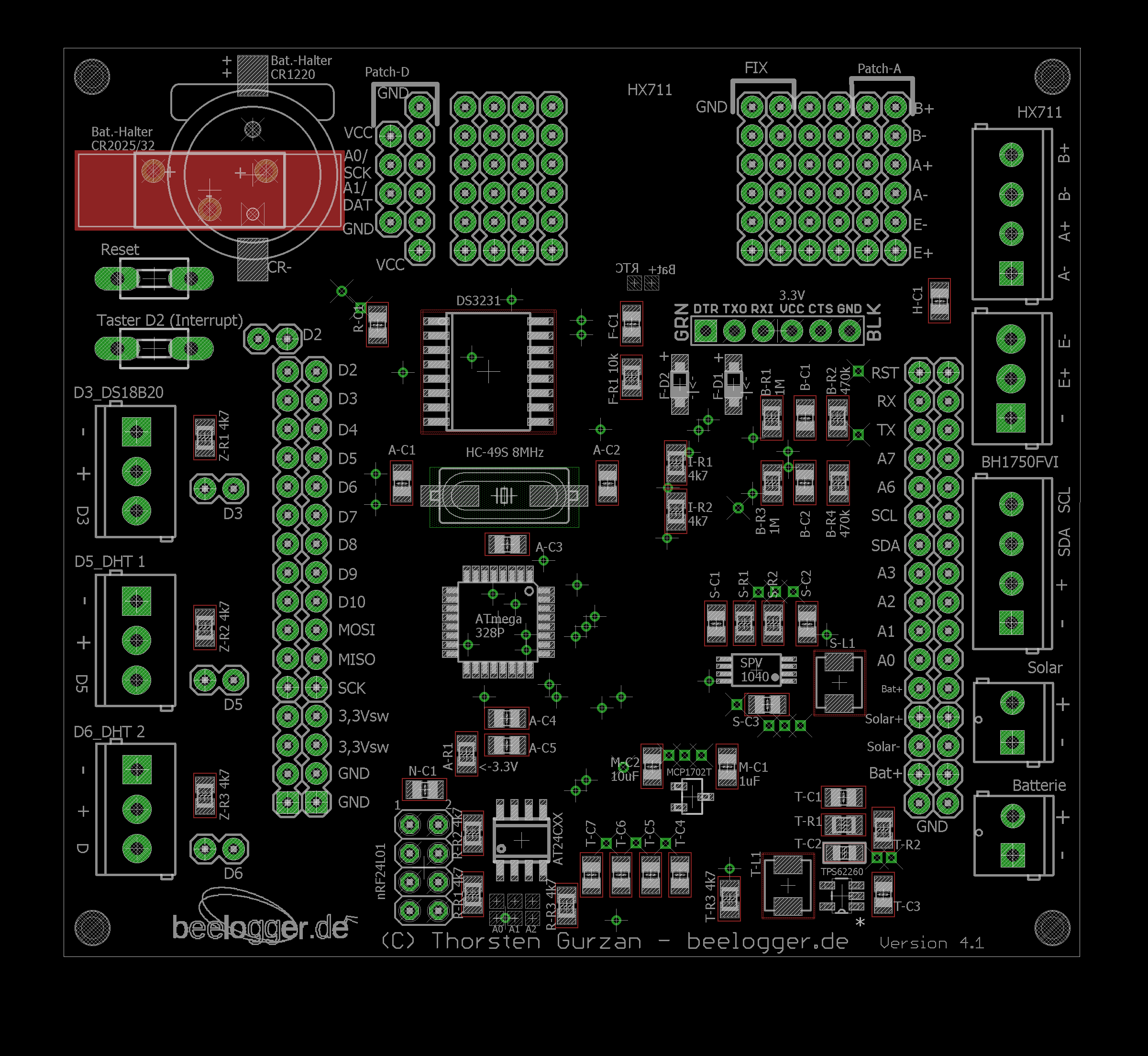beelogger-Solar V 4.1