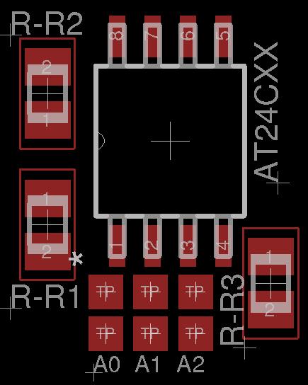 beelogger-SMD V4.x EE-Prom