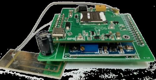 beelogger Solar LTE-Shield