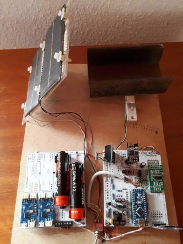 beelogger-Universal WLAN mit Akku-Platine, Prototyp