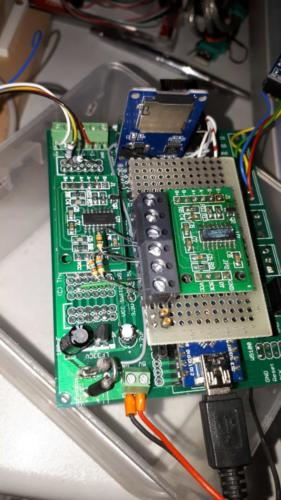 beelogger Easy-Plug mit HX711 über NANO