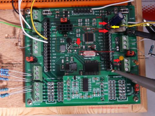 beelogger Solar V2 / V3 Entwicklungsphase