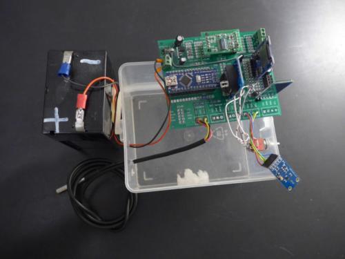 beelogger SD / Bluetooth Prototyp